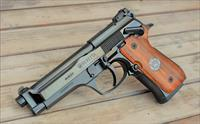 1. $147 EASY PAY Beretta 92 Centennial 9mm SAO Limited Edition 1500 Made Worldwide High Polished Engraving Walnut Grips BERA5BJ2221232001