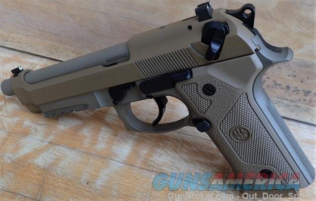Italian made Beretta M9A3 (G) 3MAGS N/S /EZ Pay $64 Monthly Pay Off Any  Time!