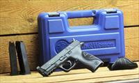 "EASY PAY $40 DOWN LAYAWAY 18 MONTHLY PAYMENTS Smith & Wesson Concealed Carry Weight: 24 oz Barrel Length: 4.25"" Performance Center  S&W used by Military Police and Hunter ….  M&P40 Pro Series 40 S&W M&P C.O.R.E.  Polymer 178060"