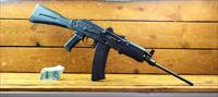 "1. EASY PAY $118 LAYAWAY Arsenal AK-74 The Ak74 is used by Soviet Union durable Firearm 5.45x39 Caliber SLR-104UR  16.25"" Barrel chrome lined 30 Rounds Stamped Receiver side folding Stock  Polymer Furniture Black  Poly  SLR104-51 FOLDER"