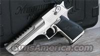Magnum Research ISRAELI MADE Desert Eagle Mark XIX DE44SN /EZ PAY $99 Monthly