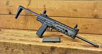 "EASY PAY $53  Kel-Tec CMR-30 Carbine Rimfire Higher velocity Around 2,000 feet per Second 22WMR Can kill Larger and Small game 16 in steel Threaded Barrel TWIST 1:14"" ADJUSTABLE SIGHTS & Stock Fiber Optics Dovetailed Aluminum Sight CMR30BLK"