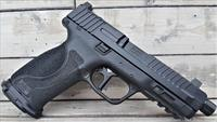 Ed Brown Customized M&P 9 M2 ON STEROIDS Fully Customized Flat Out AWSOME BUILD