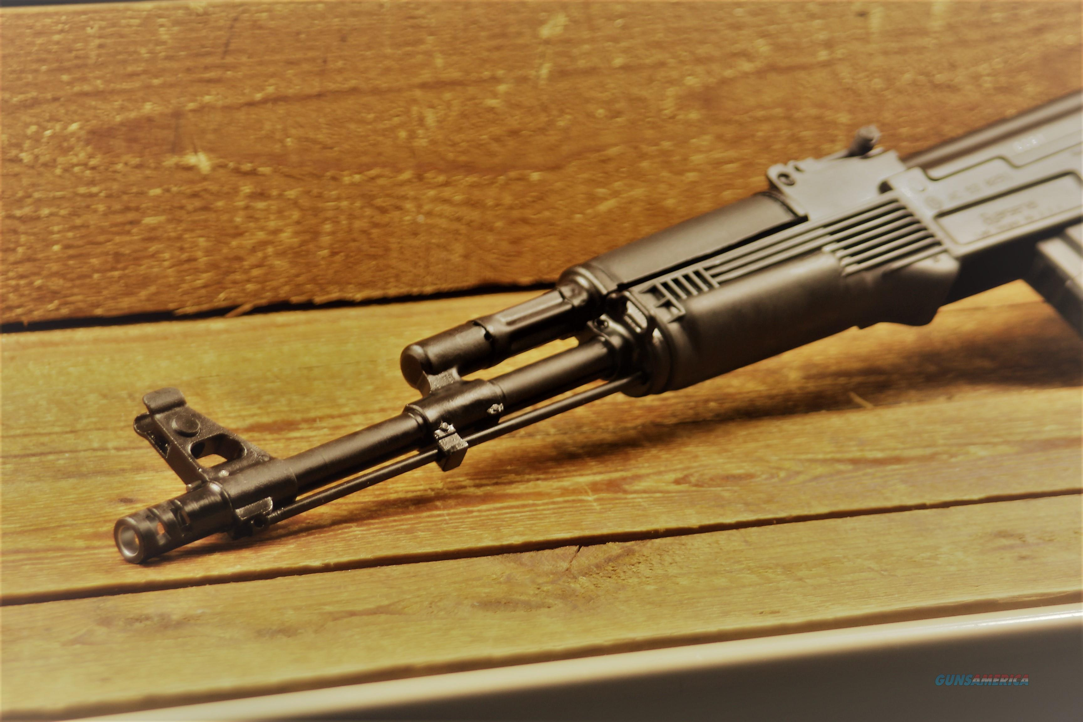 EASY PAY $78 Arsenal sturdy bayonet lug ARI milled and hot-die forged  receiver AK-47 chrome lined hammer forged 16 25 barrel RATE OF TWIST  1:9 44