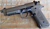 Italian made Beretta M9A3 3-MAGS N/S /EZ Pay $64