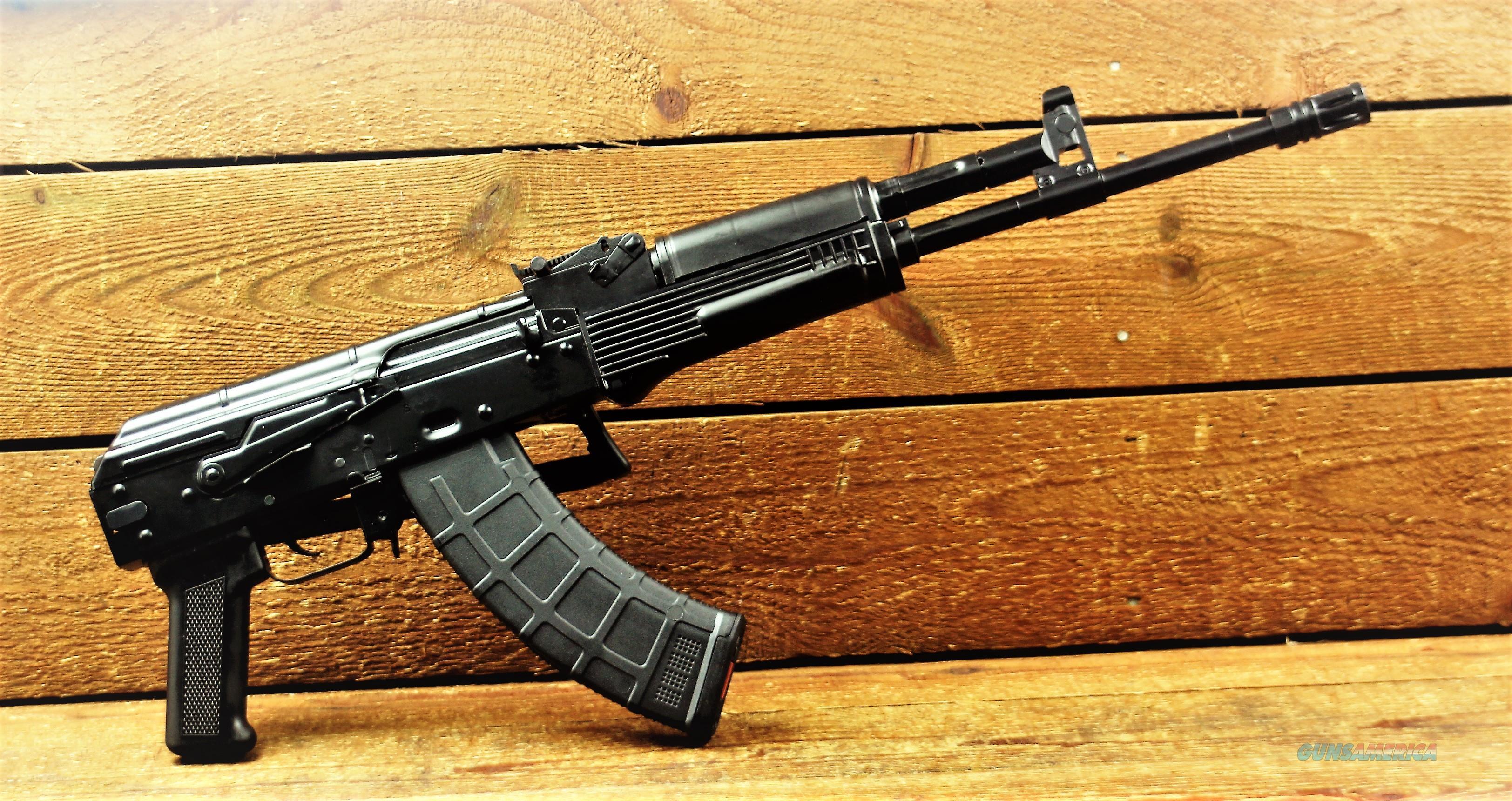 DDI US KALASHNIKOV 7 62X39 AK AK-47 AK47 TRIANGLE FOLDING STOCK 1-30 MG  Military grade furniture DDI474150MBPTF FLASH HIDER EASY PAY $90