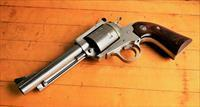EASY PAY $60 Ruger Engraved Bisley cowboy Revolver  45 LC Long Colt handgun fire power Target rear sight Patented 6 Shot NIB Stainless Steel Blackhawk 0470 Traditional SS Cold hammer forged  Wood Rosewood Plastic Hard Case