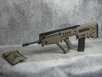 IWI Tavor SAR Bullpup Semi-Auto Rifle TSFD18, 223 Remington/5.56mm NATO, 18 in, Flat Dark Earth Stock, Black Finish EASY PAY $154