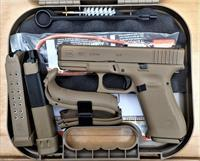 GLOCK 19X NIGHT/S 3-Mags 19RDs 9mm /EZ Pay $61
