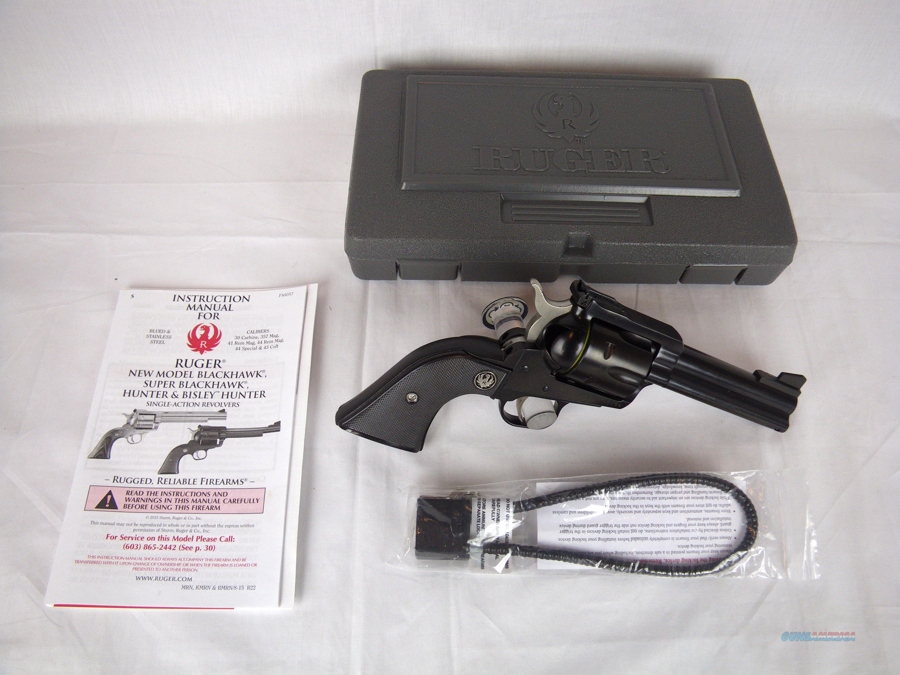 ruger blackhawk new model 4 62 41 rem mag new for sale rh gunsamerica com ruger new model blackhawk instruction manual Ruger New Model Blackhawk Holsters