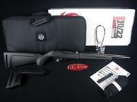 "Ruger 10/22 Takedown 22lr 16.1"" Threaded NEW 21133"