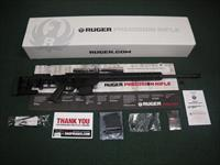"Ruger Precision Rifle 5.56/223 Rem 20"" NEW #18019"