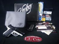 """Kimber EVO SP (Two-Tone) 9mm 3.16"""" NEW 3900010"""