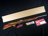 "Savage 93R17 BTVS 17HMR Laminate/SS 21"" NEW 96200"