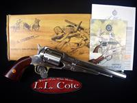 Uberti 1858 New Army Stainless 44cal 8