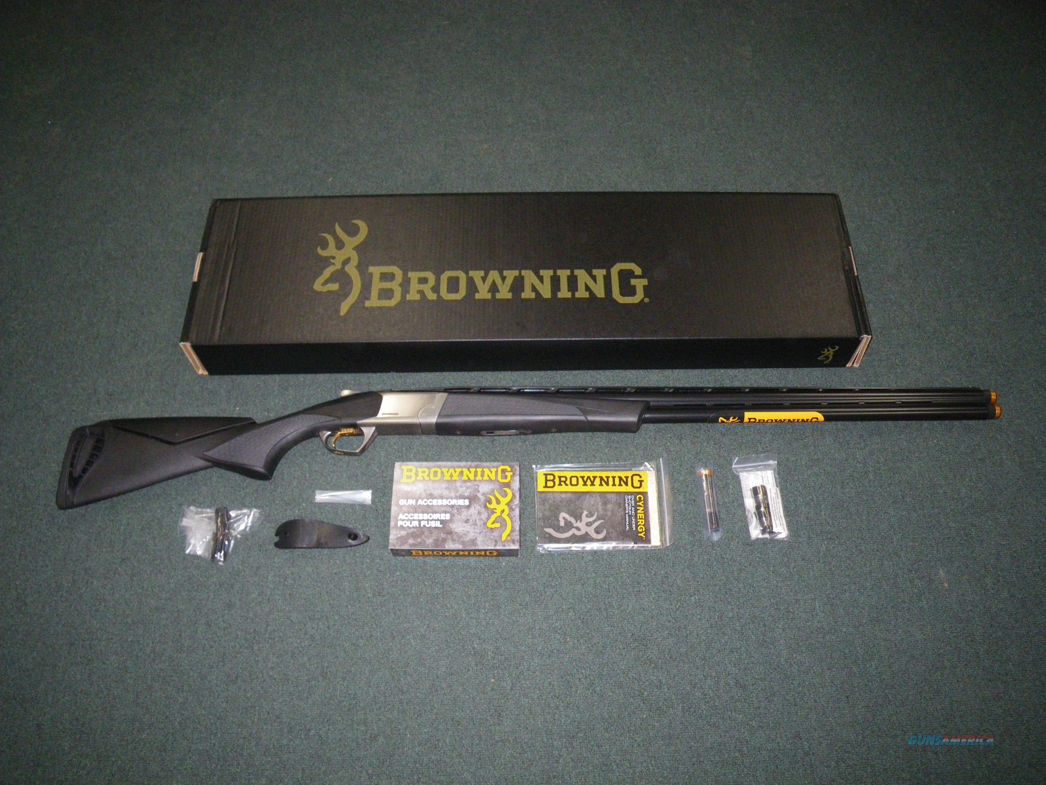 Browning Cynergy CX Composite 12ga 30