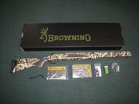 "Browning Cynergy Mossy Oak SG 12ga 26"" 3.5"" NEW #013712205"