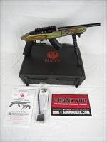 "Ruger Charger Takedown 22lr 10"" With Bipod NIB #4918"