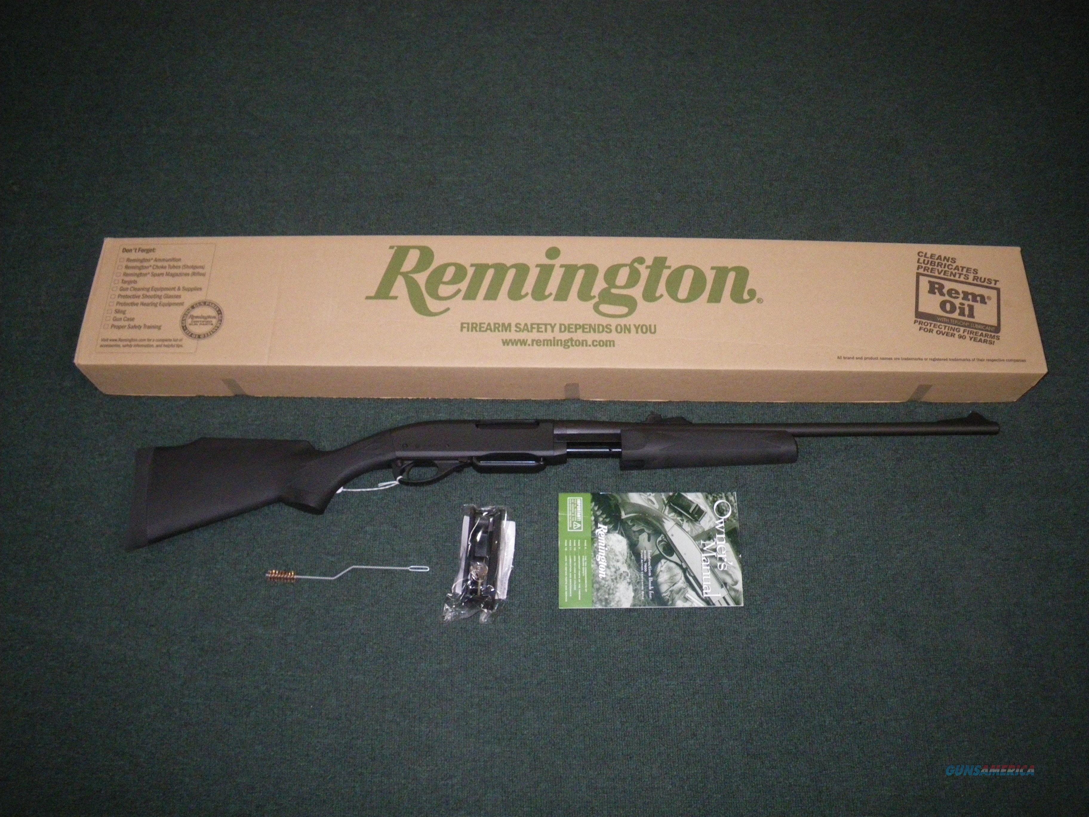 Remington Model 7600 Synthetic 308 Win 22