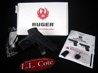 "Ruger LC380CA 380ACP 3.12"" NEW Blued/Syn 3253"