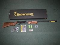 "Browning BPS Trap 12ga 30"" Engraved NIB #012242403"