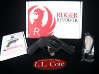 "Ruger LCRx 38 Spl+P 3"" NEW Matte Black/Rubber 5431"