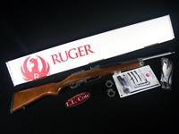 "Ruger Mini-30 Wood/SS 7.62x39mm 18.5"" NEW 5804"