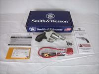 "Smith & Wesson Model 637 Airweight 38 Spl+P 1.875"" #163050"