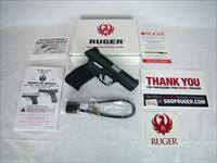 "Ruger 9E 9mm 4.14"" 17+1 Black/Synthetic NEW #3340"
