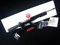 "Ruger 10/22 Tactical SS 22lr 16.12"" NEW 1296"