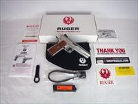 "Ruger SR1911 Full Size Stainless 45ACP 5"" NEW 6700"