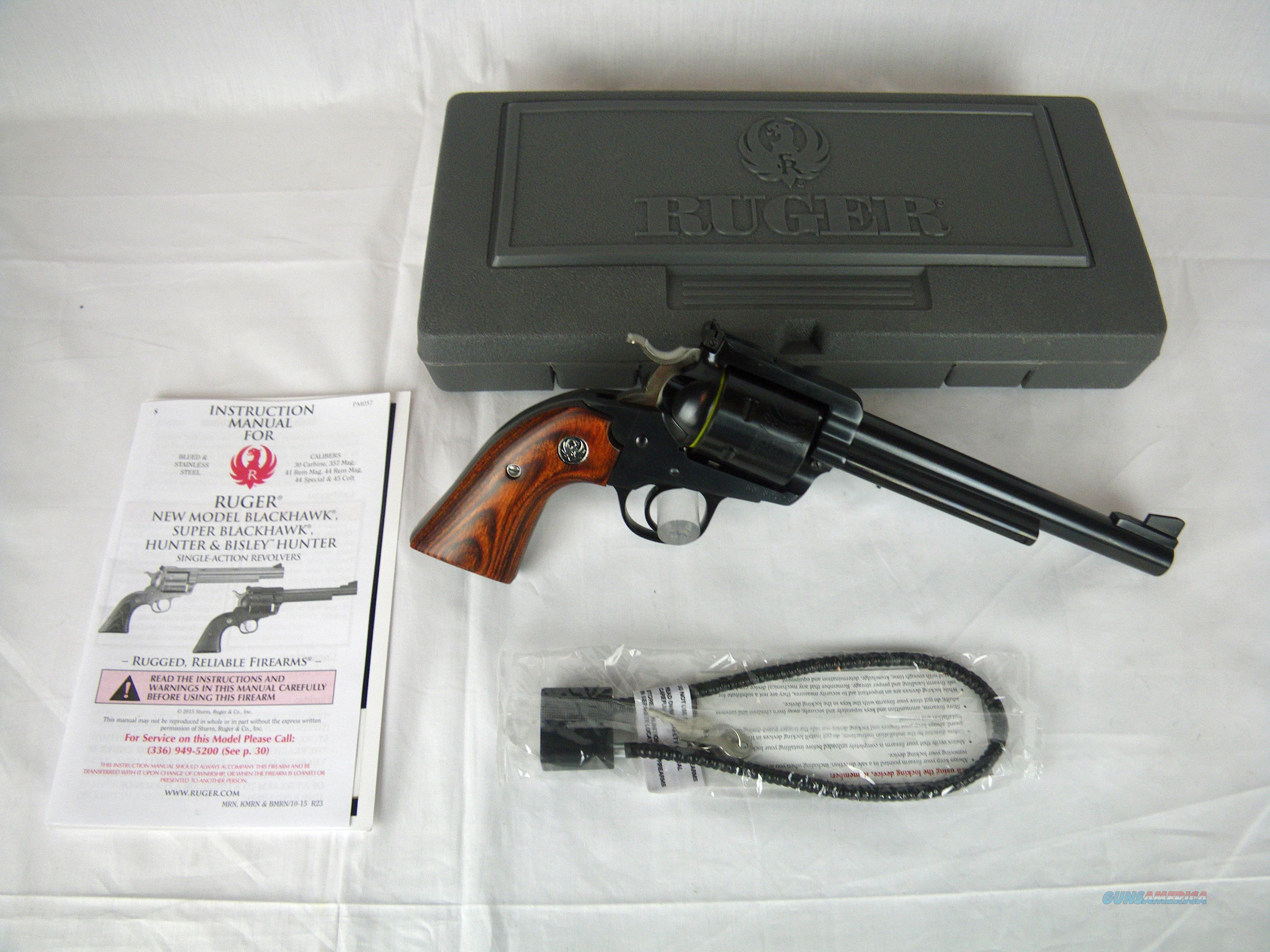ruger blackhawk new model bisley 44 mag 7 5 ne for sale rh gunsamerica com ruger new model blackhawk instruction manual Ruger New Model Blackhawk Holsters