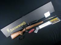 Browning A-Bolt 3 Hunter Nikon Combo 308 Win 22