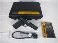 "Browning 1911-380 Black Label 380 ACP 4.25"" NEW #051904492"