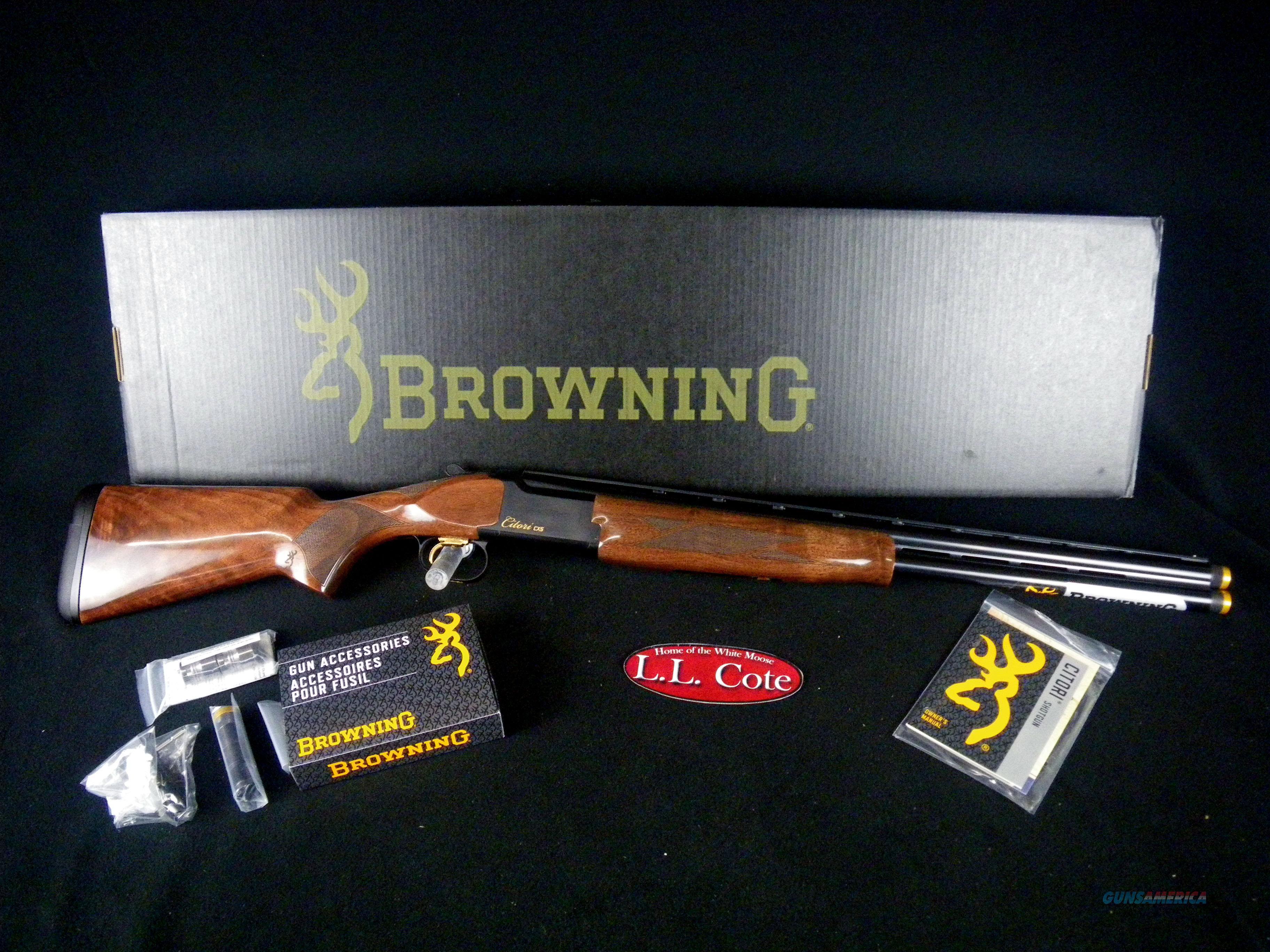 Browning Citori CXS Micro 12ga 26