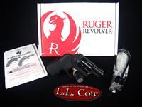 "Ruger LCRx 9mm Luger 1.87"" NEW Black/Rubber 5464"