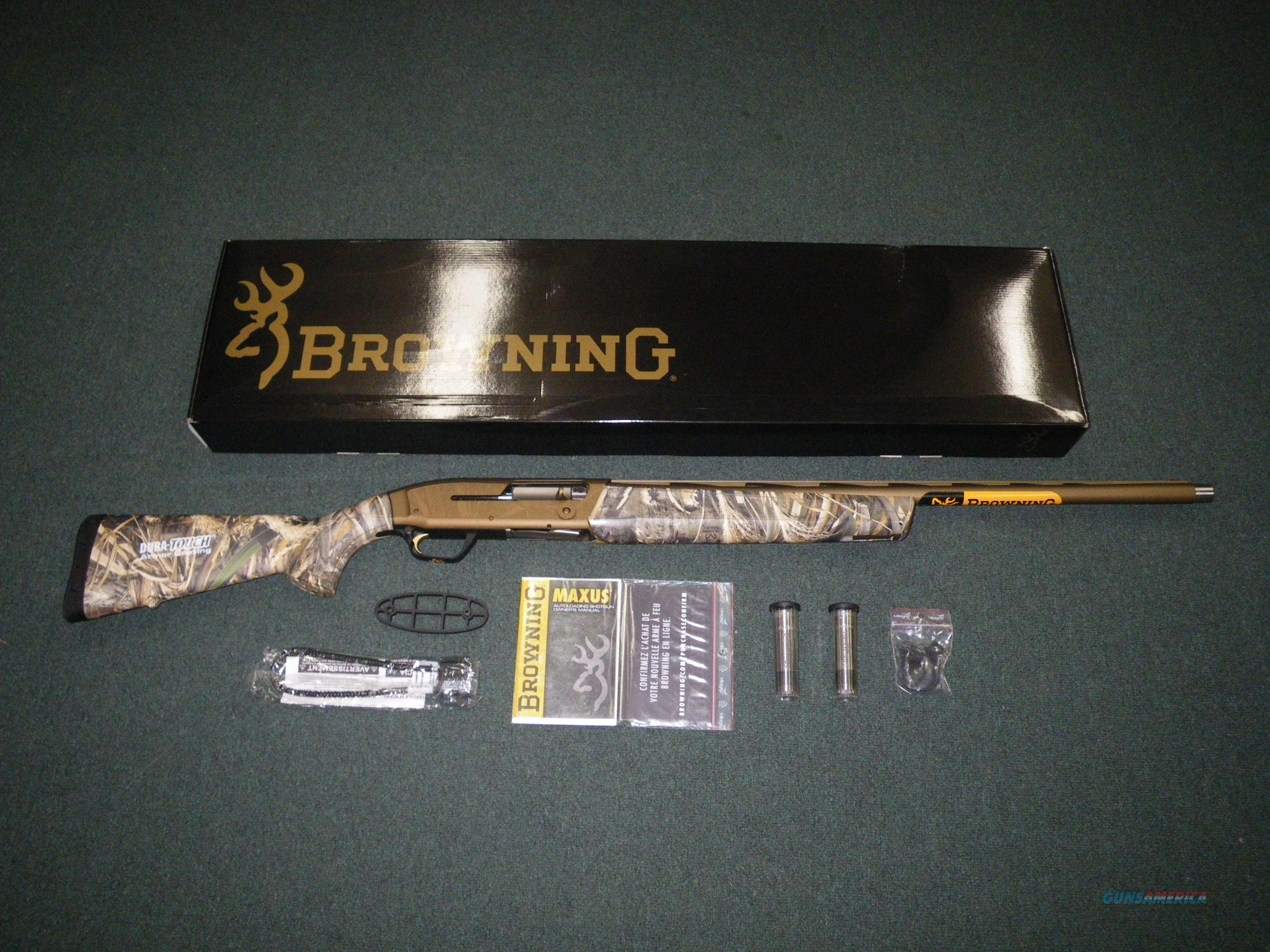 Browning Maxus Wicked Wing Max-5 12ga 26
