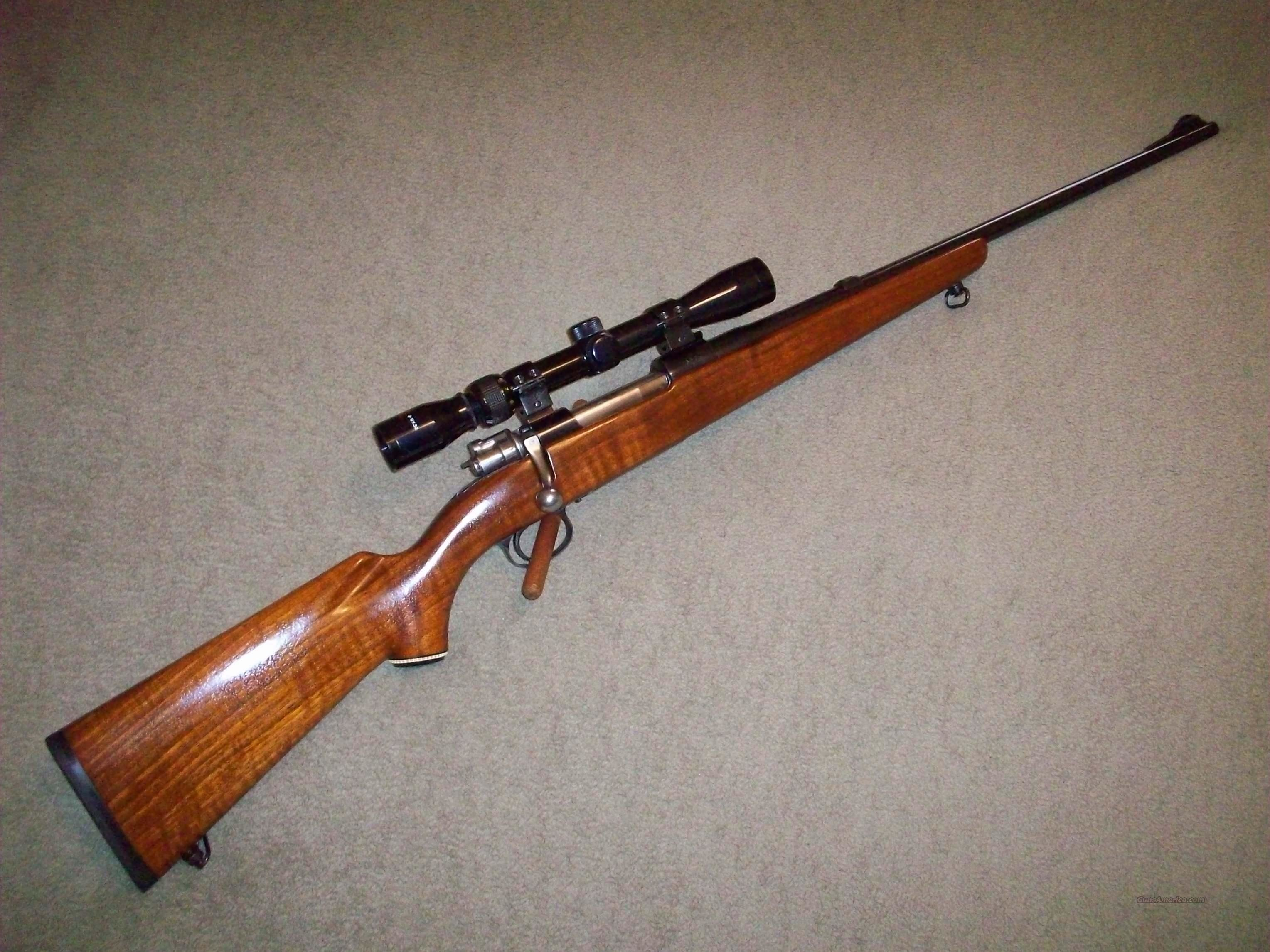 F N Belgium Mauser 98 Classic Rifle 30 06