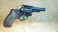 Ruger Speed Six 357 Magnum With Leather Holster