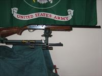 Remington 1100 with ported skeet barrel