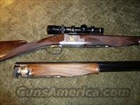 **Price Reduction** Browning Continental Rifle Set 30-06/30-06/20 GA