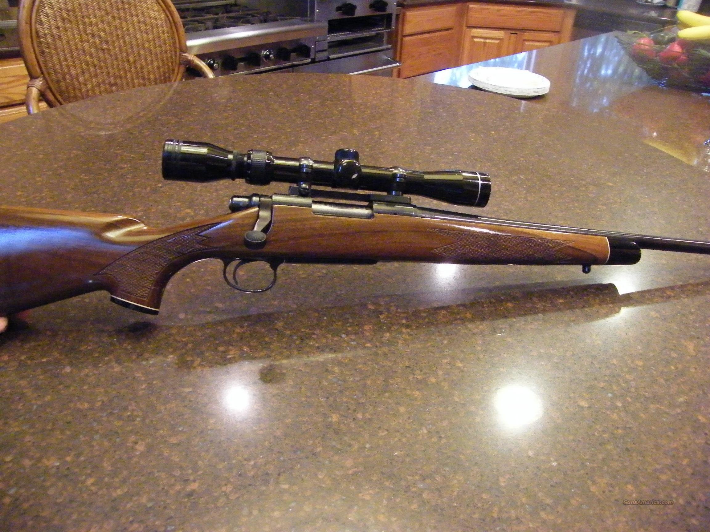 Remington 700 cal 222 hunting rifle for sale