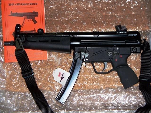 vector arms 94 pistol, hk mp5 parts, nib