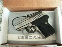 SEECAMP 380 ACP PISTOL NEW IN BOX FREE SHIPPING