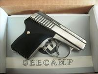 SEECAMP 32 ACP PISTOL $529 NEW IN BOX FREE SHIPPING