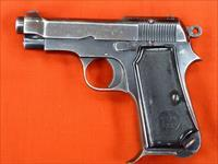 Beretta Model 1934 .380 with 1 magaziine