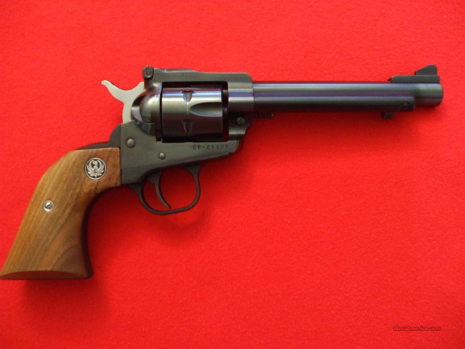RUGER Single Six Revolver 22 LR & Magnum 5-1/2
