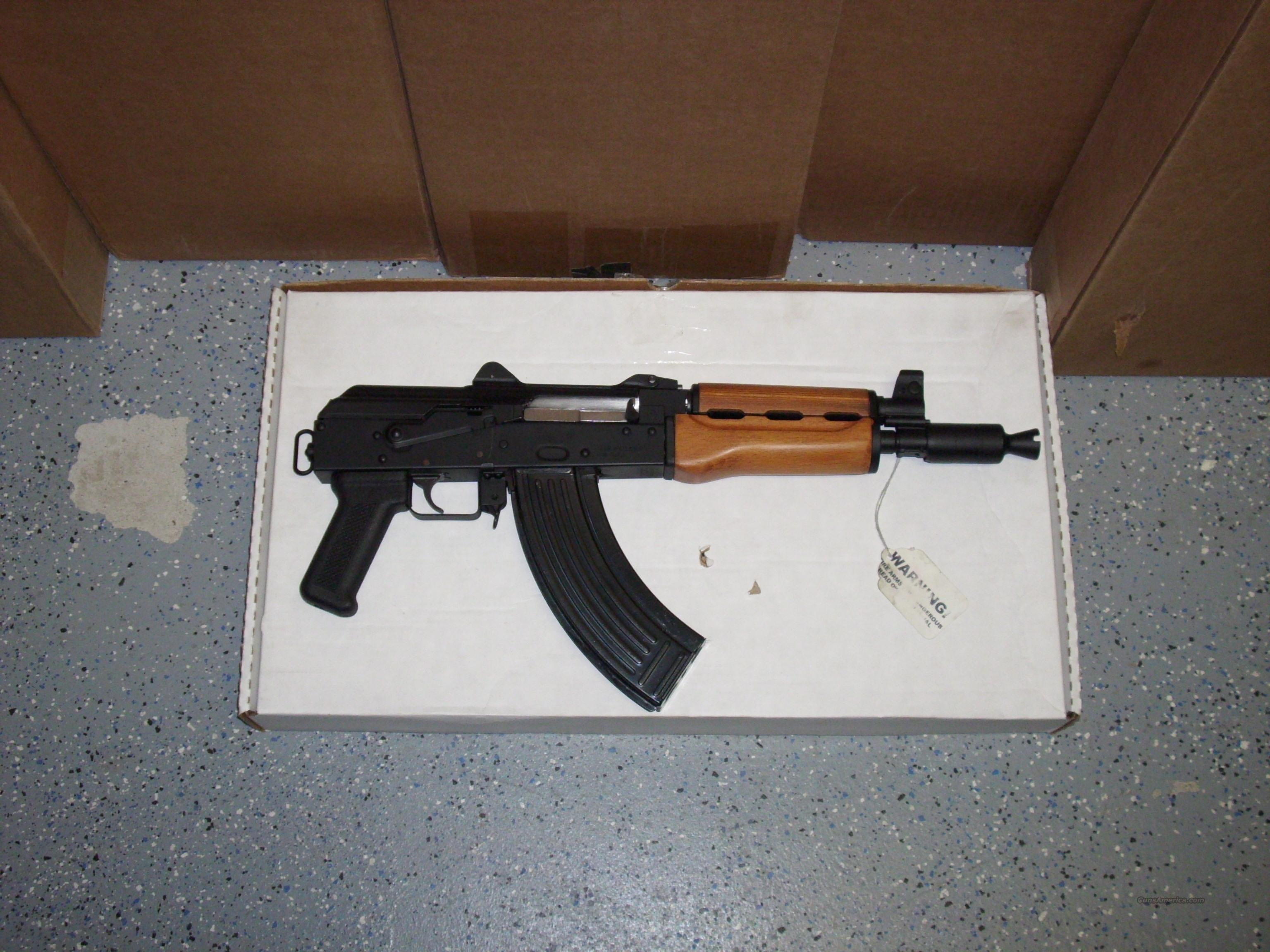 New in box Vector Arms Yugo M92 Krink Pistol