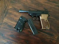 Walther P38 dated 6/62 9mm
