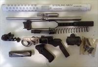 Sterling Mk4 Parts kit with recvr tube and 2 barrels